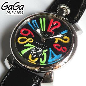 ガガミラノ GAGA MILANO 腕時計 時計 5010.02S 手巻き 新品|tokeiten