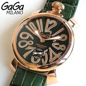 ガガミラノ GAGA MILANO 腕時計 時計 5011-04S 手巻き tokeiten