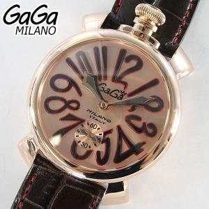 ガガミラノ GAGA MILANO 5011.11S メンズ 腕時計 手巻き tokeiten