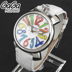 ガガミラノ GAGA MILANO MANUALE 40MM マヌアーレ メンズ レディース 腕時計 時計 5020.1 新品|tokeiten