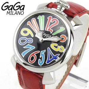 ガガミラノ GAGA MILANO MANUALE 40MM マヌアーレ 5020.2 メンズ レディース 腕時計 時計 海外モデル|tokeiten