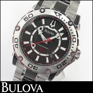 Bulova ブローバ Precisionist プレジョニスト メンズ 腕時計 96B156|tokeiten
