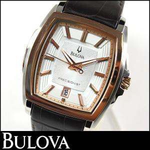 Bulova ブローバ Precisionist プレシジョニスト 腕時計 メンズ ウォッチ 98B150 レザーベルト|tokeiten