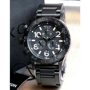 ニクソン NIXON 腕時計 メンズ THE 42-20 A037001 A037-001 クロノグラフ|tokeiten