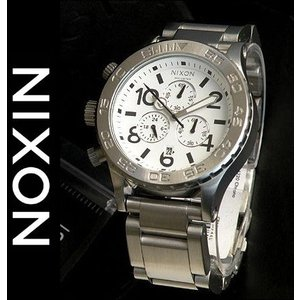 ニクソン NIXON 腕時計 メンズ THE 42-20 A037100 A037-100 クロノグラフ|tokeiten