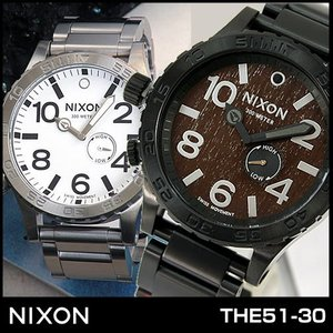NIXON ニクソン 51-30 Tide ニクソン タイド メンズ 腕時計 時計 A057-1107 A0571107 A057-100 ファッション カジュアル 海外モデル|tokeiten