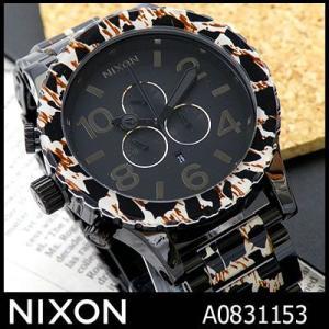 NIXON ニクソン nixon NIXON腕時計 ニクソン NIXON nixon A0831153 A083-1153 ブラック|tokeiten