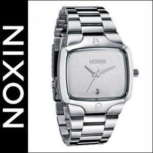 ニクソン NIXON 腕時計 メンズ プレイヤー A140130 A140-130 シルバー|tokeiten