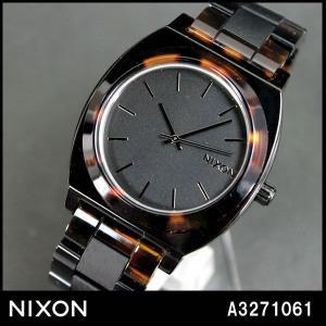 送料無料 ニクソン NIXON タイムテラー 腕時計 メンズ レディース A327-1061 A3271061 アセテート|tokeiten