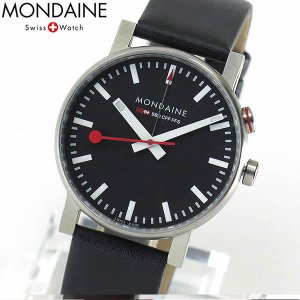 MONDAINE モンディーン スイス国鉄鉄道時計 メンズ 腕時計 A4683035214SBB A658.30301.11SBV 並行輸入品 tokeiten