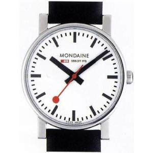 ポイント最大26倍 MONDAINE Evo モンディーン エヴォ A658.30300.11SBB メンズ 腕時計 時計 黒 ブラック スイス国鉄鉄道時計 国内正規品 tokeiten