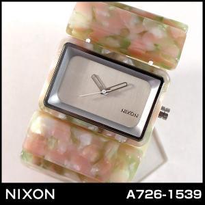 NIXON ニクソン VEGA ベガ WATERCOLOR ACETATE ウォーターカラー アセテート レディース 時計 ウォッチ 新品 時計 ファッション カジュアル 海外モデル|tokeiten