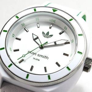 アディダス adidas originals スタンスミス stan smith 白 緑 ホワイト× グリーン メンズ 腕時計 防水 海外モデル ADH2931|tokeiten|03