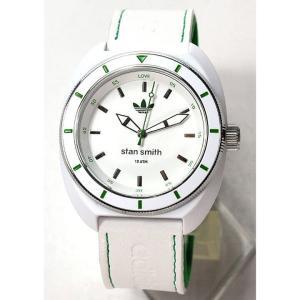 アディダス adidas originals スタンスミス stan smith 白 緑 ホワイト× グリーン メンズ 腕時計 防水 海外モデル ADH2931|tokeiten|06