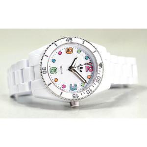 fd3f715ef2 ... 腕時計 アディダス adidas 腕時計 ADH2941 BRISBANE mini 白 ホワイト ブリスベン 腕時計 防水 レディース キッズ |tokeiten