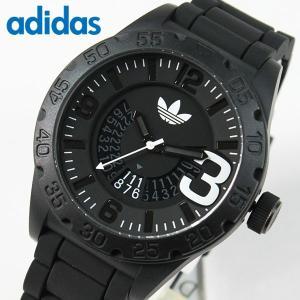アディダス adidas 腕時計 NEWBURGH ニューバーグ 黒 メンズ 腕時計 時計 防水 ADH2963 海外モデル カレンダー ブラック|tokeiten
