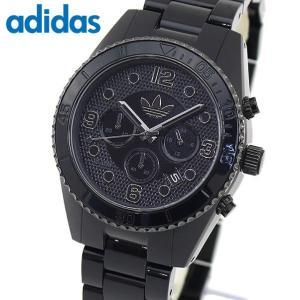 adidas アディダス ADH2983 BRISBANE ブリスベン アナログ メンズ 腕時計 プラスチック 海外モデル 黒 オールブラック|tokeiten