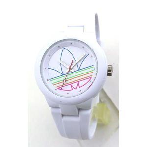 adidas アディダス originals オリジナルス ABERDEEN アバディーン 白 ホワイト メンズ レディース 腕時計 男女兼用 ADH3015|tokeiten|03