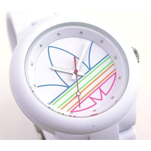 adidas アディダス originals オリジナルス ABERDEEN アバディーン 白 ホワイト メンズ レディース 腕時計 男女兼用 ADH3015|tokeiten|04