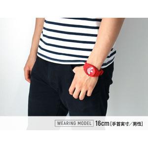 ポイント10倍 アディダス adidas サンティアゴ SANTIAGO 赤 レッド メンズ レディース 腕時計 ADH6168|tokeiten|02