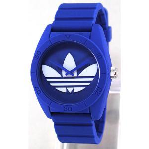 ポイント10倍 アディダス adidas サンティアゴ SANTIAGO 時計 腕時計 レディース メンズ ブルー 青 防水 ランニング ADH6169 tokeiten 03