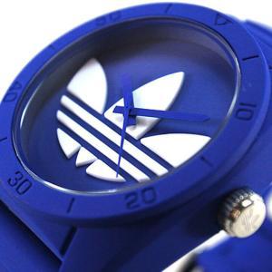 ポイント10倍 アディダス adidas サンティアゴ SANTIAGO 時計 腕時計 レディース メンズ ブルー 青 防水 ランニング ADH6169 tokeiten 04