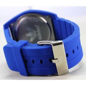 ポイント10倍 アディダス adidas サンティアゴ SANTIAGO 時計 腕時計 レディース メンズ ブルー 青 防水 ランニング ADH6169 tokeiten 06