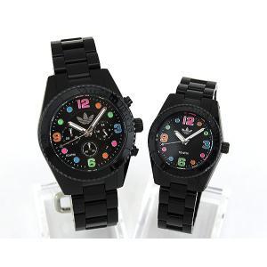 adidas アディダス ADH2946 ADH2943 ペアウォッチ ブランド メンズ レディース 腕時計 黒 ブラック マルチカラー 秋 コーデ 誕生日 ギフト|tokeiten|05