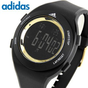 adidas アディダス Performance  パフォーマンス デジタル メンズ レディース 腕時計 男女兼用 黒 ブラック パフォーマンス 海外モデル ADP3208|tokeiten