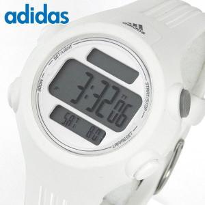 ランニングウォッチ アディダス パフォーマンス adidas Performance クエストラ QUESTRA MID ADP6087 腕時計 メンズ 白 ホワイト デジタル|tokeiten