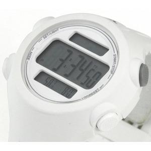ランニングウォッチ アディダス パフォーマンス adidas Performance クエストラ QUESTRA MID ADP6087 腕時計 メンズ 白 ホワイト デジタル|tokeiten|03