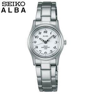 ポイント最大24倍 レビュー7年保証 SEIKO セイコー ALBA アルバ AEGD539 ソーラー 国内正規品 レディース レディス 腕時計|tokeiten