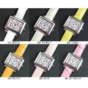 腕時計 レディース アレサンドラオーラ 腕時計 レディース アレッサンドラオーラ AO-2550 シルバー 母の日 ギフト|tokeiten|02