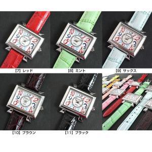 腕時計 レディース アレサンドラオーラ 腕時計 レディース アレッサンドラオーラ AO-2550 シルバー 母の日 ギフト|tokeiten|03