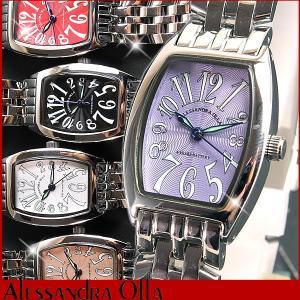 22日から最大42倍 腕時計 レディース アレサンドラオーラ 腕時計 レディース アレッサンドラオーラ AO-98 母の日 ギフト|tokeiten