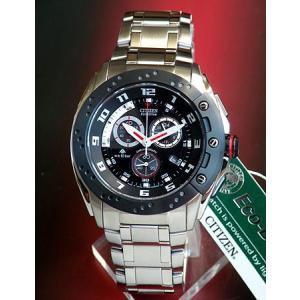 ポイント最大26倍 シチズン CITIZEN 海外モデル ソーラー 腕時計 メンズ AT0720-56E|tokeiten