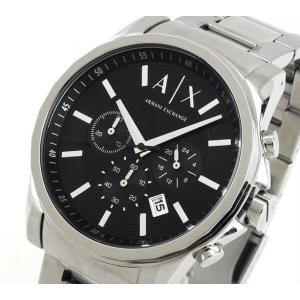 ARMANI EXCHANGE ax armani exchange アルマーニエクスチェンジ クロノグラフ メンズ 腕時計 時計 メタル バンド AX2084 tokeiten
