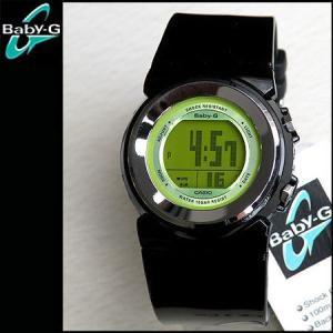 カシオ babyg ベビーG Baby-G BGD-100-1B ブラック×グリーン レディース 腕時計 Baby-G ベビーG|tokeiten