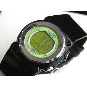カシオ babyg ベビーG Baby-G BGD-100-1B ブラック×グリーン レディース 腕時計 Baby-G ベビーG|tokeiten|03