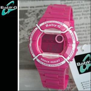 ベビーG Baby-G カシオ babyg BGD-120P-4 ピンク ベビーG レディース 腕時計|tokeiten