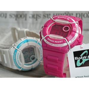 ベビーG Baby-G カシオ babyg BGD-120P-4 ピンク ベビーG レディース 腕時計|tokeiten|02