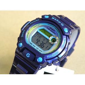 レビュー3年保証 ベビーG カシオ babyg Baby-G G-LIDE BLX-100-2 ブルー Gライド タイドグラフ|tokeiten|02