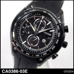 ポイント最大26倍 CITIZEN シチズン メンズ 腕時計 新品 時計 CA0386-03E CITIZEN×TOYOTA 86コラボ トヨタ86 海外モデル|tokeiten