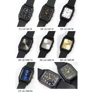 メール便で送料無料 CASIO カシオ 腕時計 チプカシ チープカシオ レディース メンズ MQ-27 LQ-142 2A 7A 9A ブルー ホワイト ゴールド  ブラック|tokeiten|02