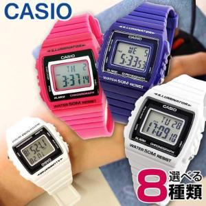 汎用ボックス 3ヶ月保証 CASIO チープカシオ チプカシ スタンダードデジタルウォッチ 日常生活防水 LEDライトつき W-215H 海外モデル 腕時計|tokeiten