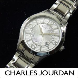 Charles Jourdan シャルルジョルダン CJ163-12-1 163.12.1 海外モデル メンズ 腕時計 時計 シルバー|tokeiten