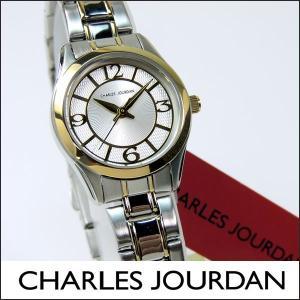 Charles Jourdan シャルルジョルダン CJ163-23-1 163.23.1 レディース 腕時計 時計 シルバー ゴールド 金|tokeiten