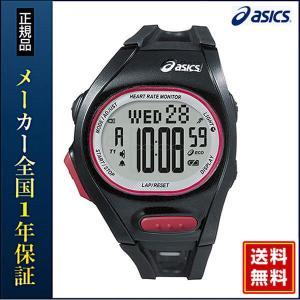 ポイント最大32倍 asics アシックス スポーツ ランニング デジタル メンズ 腕時計 CQAH0101|tokeiten