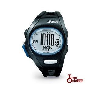 25日から最大35倍 ランニング 腕時計 メンズ腕時計 ランニングウォッチ アシックス スポーツ CQAR0101|tokeiten