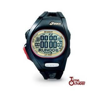25日から最大35倍 ランニング 腕時計 メンズ腕時計 ランニングウォッチ アシックス スポーツ CQAR0108|tokeiten